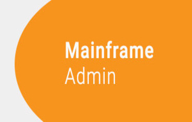 Mainframe Admin Training