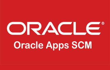 Oracle Apps SCM Training