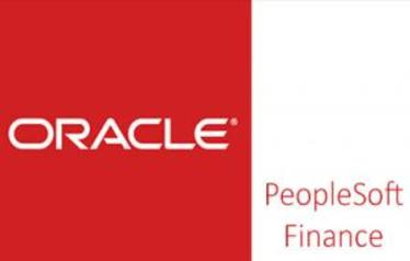 PeopleSoft Finance Training