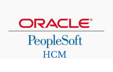 Peoplesoft HCM Training